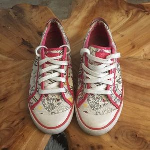 Coach Poppy pink Sneakers